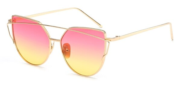 PinkYellow Sunglasses